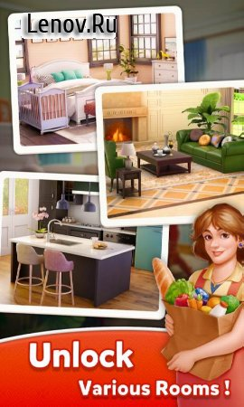 Home Fantasy - Dream Home Design Game v 1.0.17 (Mod Money)