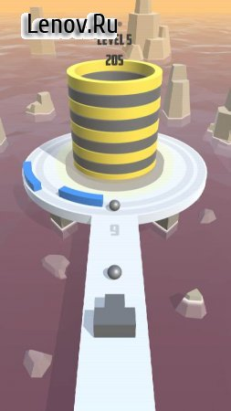 Fire Balls 3D v 1.24 Мод (Unlimited Gems)