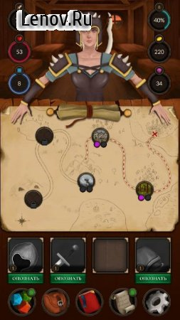 Crossroads: Roguelike RPG Dungeon Crawler v 1.04 (Mod Money)
