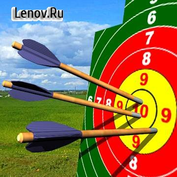 Crossbow shooting gallery. Shooting simulator. v 1.3