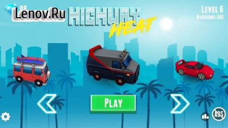 Highway Heat v 1.6 Мод (Unlock all vehicles)