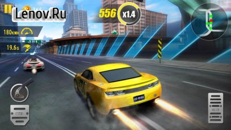 Stunt Sports Car - S Drifting Game v 1.1.1 Мод (Free Shopping)