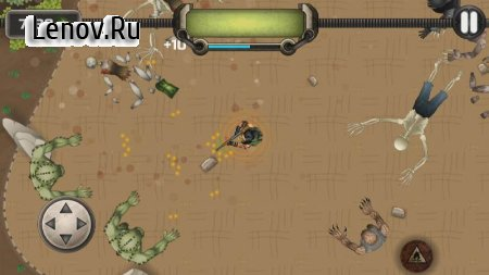 Kelly Faren : Battle With Zombies v 1.1 (Mod Money)