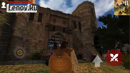 Barbarian. Gothic Old School 3D Action RPG v 0.5.6 (God Mode)