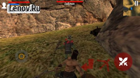 BARBARIAN: OLD SCHOOL ACTION RPG v 1.0.1 b100232 Mod (God Mode)