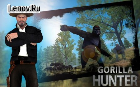 Monster Gorilla Hunter – Sniper Shooting Game v 1.3 (Mod Money)