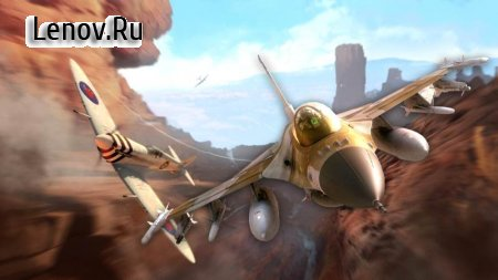 Plane war : Wings of Warplane v 1.1.1 Мод (Free Shopping)