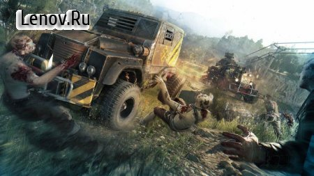 Fanatic Truck Hit Zombies v 1.1.1 Мод (Money/Bullets)