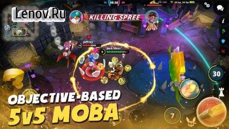 Awakening of Heroes: MOBA 5V5 v 0.8.4 (20191030) Мод (MAP HACK)