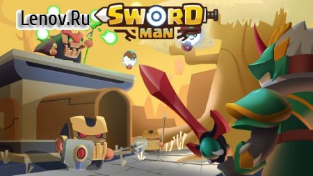 Swordman: Reforged v 2.0.10 Мод (Unlimited Gold/Gems)