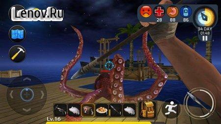 Ocean Survival v 2.0.1 (Mod Money)