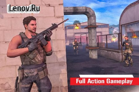 Army Commando Playground: Action Game v 1.3 Мод (Free Shopping)