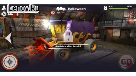 Zombie World - Racing Game v 1.0.0 Мод (А lot of money/bullets)