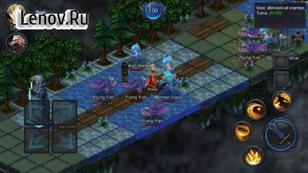 Castle Legend3: City of Eternity v 2.207.1 Мод (Enemy Can't Attack)