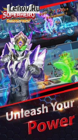 Superheroes Fight: Sword Battle - Action RPG v 1.0.6 Мод (Unlimited Gold/Diamonds)