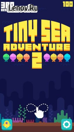 Tiny Sea Adventure 2 v 0.0.22 Мод (Unlimited coins/Without advertising)