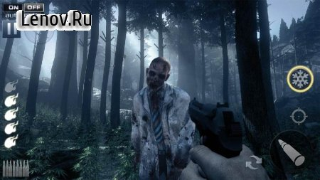 Zombie Shooter : Fury of War v 1.1 Мод (Unlimited Gold/Diamonds)