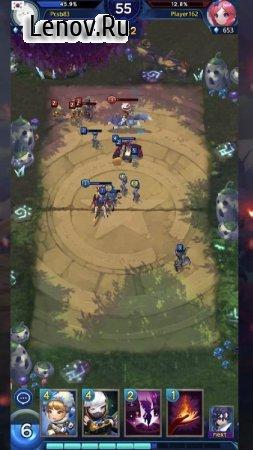 Fantasy Stars: Battle Arena v 1.0.5 Мод (No skill CD)