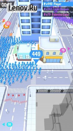 Crowd City v 1.7.13 Мод (Unlocked)