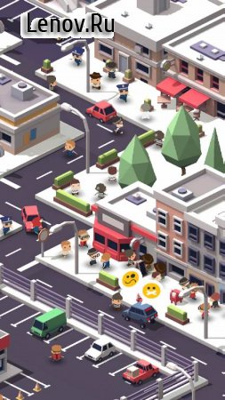 Idle Island - City Building Tycoon v 1.04.01 Мод (Free Shopping)