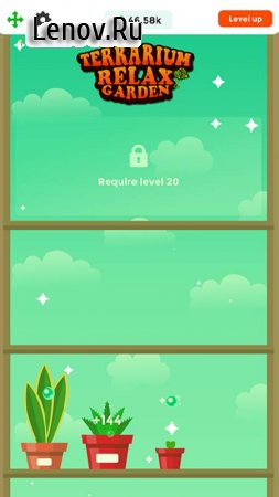 Terrarium - Relax Garden v 1.0 (Waterdrops mod)