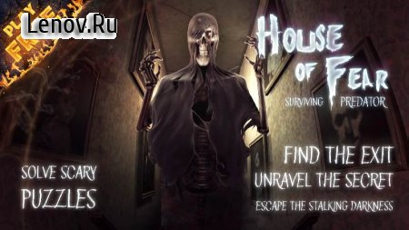 House of Fear: Surviving Predator v 4.7 (Mod tips/Look at the advertisement to get a lot of gold coins)