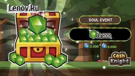 Cash Knight Soul Special v 1.026 Мод (Unlimited Gems/Stones)