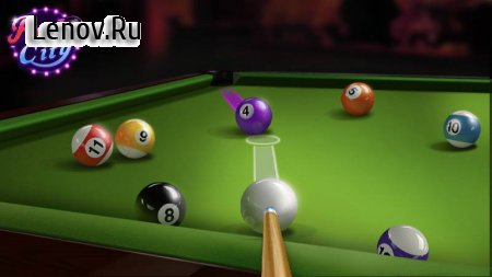 Pooking - Billiards City v 2.8 Мод (No Ads)