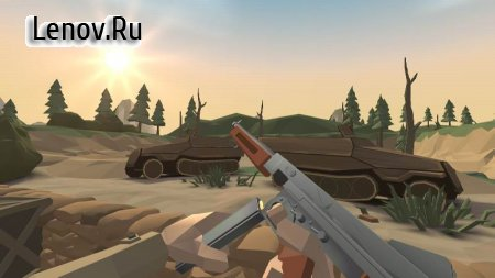 World War Polygon WW2 shooter v 1.61 (Mod Money/Unlocked)