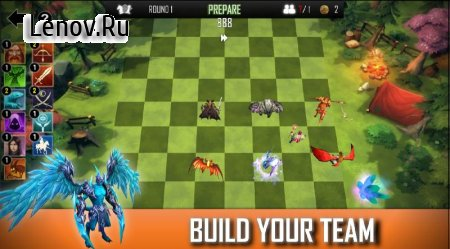 Auto Chess Defense - Mobile v 1.04 Мод (Unlimited Gold Coins)