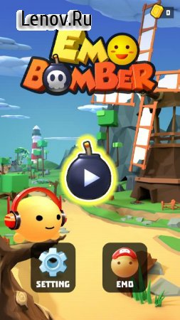 Emo Bomber v 1.3.0.1002 Мод (Unlimited Gold Coins)