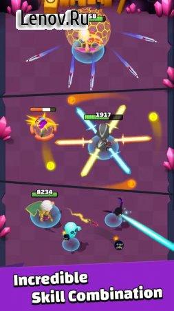 Archero v 2.3.1 Mod (God mode and 1 hit kill)