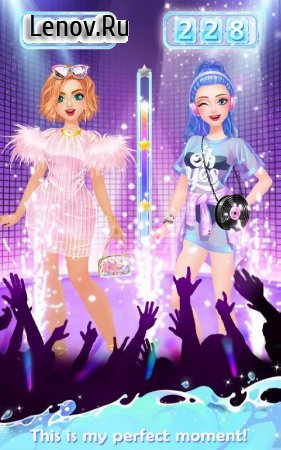Fashion High School: Beach Party Queen v 1.2 Мод (Free Shopping)