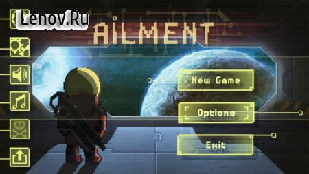 Ailment v 2.1.1 Мод (Unlimited P points)