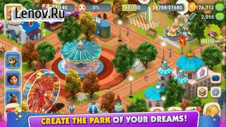 Wonder Park Magic Rides v 0.0.7 Мод (Unlimited Coins/Gems)