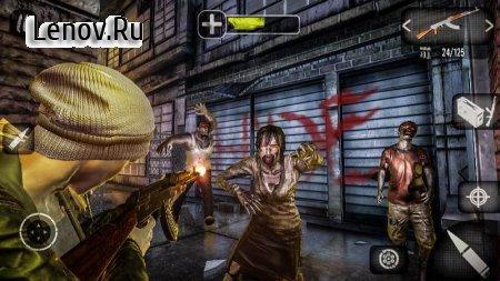 Last Day: Zombie Survival Offline Zombie Games v 1.1 Мод (Invincible/Infinite bullet)