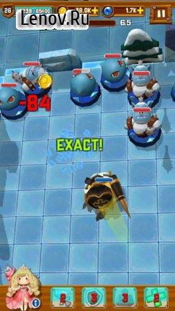 Kingdom Strike : Heroes v 1.5 Мод (Unlimited Gold Coins/Gems)