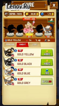 Kingdom Strike : Heroes v 1.5 Мод (Unlimited Gold Coins/Gems)
