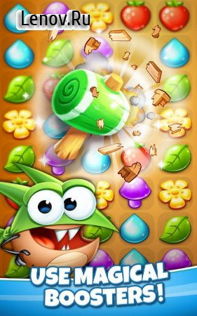 Best Fiends Stars - Free Puzzle Game v 1.2.2 (Mod Money)