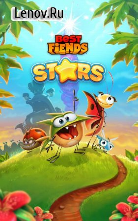 Best Fiends Stars - Free Puzzle Game v 0.8.0 (Mod Money)