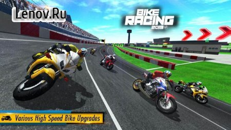 Real Bike Racing - Moto GP v 1.9 Мод (Unlocked)