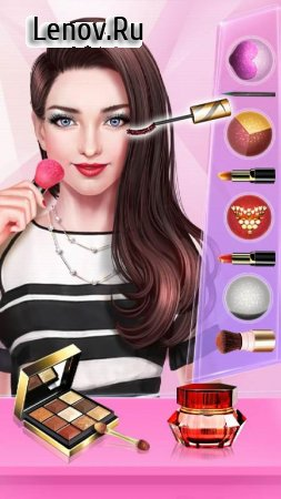 Fashion Cover Girl - Makeup star v 1.7.3935 Мод (Unlimited Gold Coins)