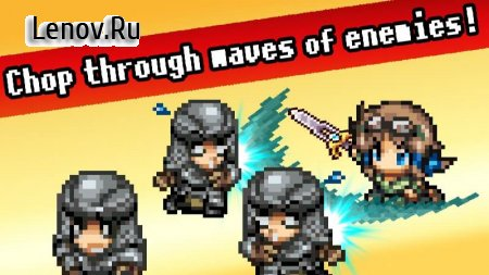 Hack & Slash Hero - Pixel Action RPG - v 1.2.5 (Mod Money)