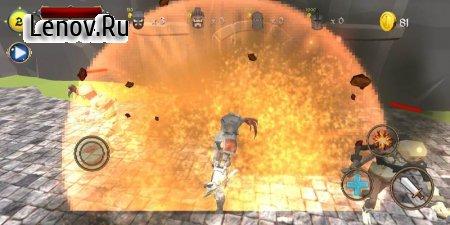 Castle Defense Knight Fight v 1.0 Мод (Infinite blue)