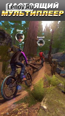 Bike Unchained 2 v 3.22.0 Мод (Free Shopping)