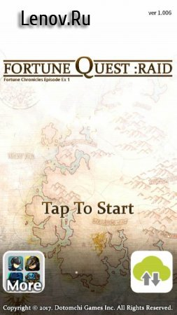 Fortune Quest:Raid v 1.021 Мод (Free Unit Upgrade)