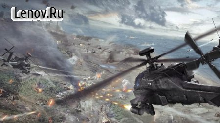 Gunship Pop Attack v 1.0 (Mod Money)
