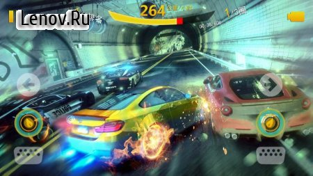 City Drift Racing v 1.1.1 Мод (Unlimited gold coins/nitrogen/Unlock all vehicles)
