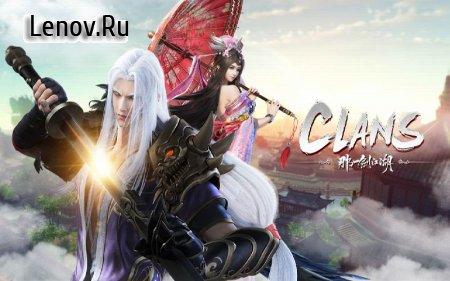 CLANS:Destiny Love v 0.2.6 Mod (GOD MODE/ONE HIT)
