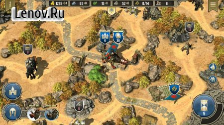 SpellForce: Heroes & Magic v 1.2.1 Мод (бесплатные покупки)